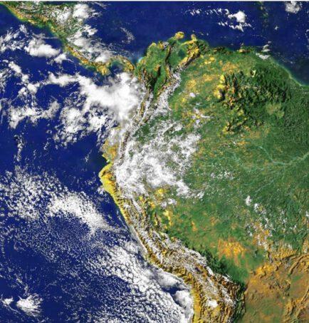Amazon River Basin photo