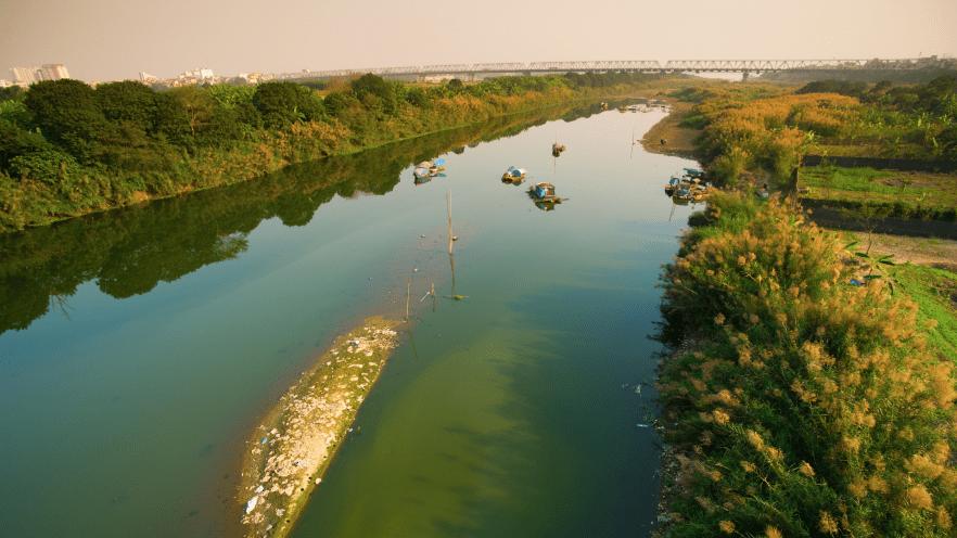 Song Hong River