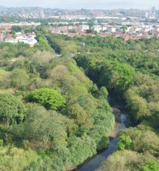 Matías Hernández River, Panamá
